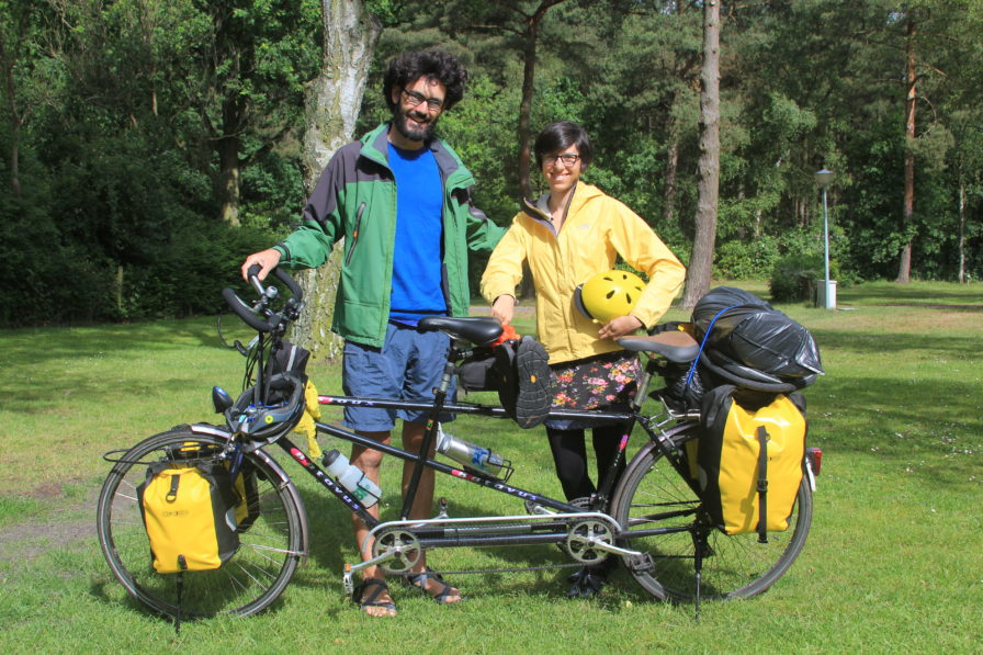 Online Bicycle Touring Shop