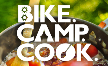 Bike Camp Cook - Bicycle Touring Cookbook