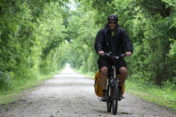 Cycling The Katy Trail Missouri S Famous Rail Trail Bicycle