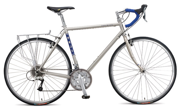 ded8dc983d3 Fuji Touring Bicycle Review – Bicycle Touring Pro