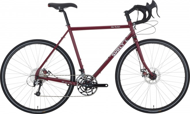 0fa4f14b Surly Long Haul Trucker - Touring Bicycle Review - Surly LHT