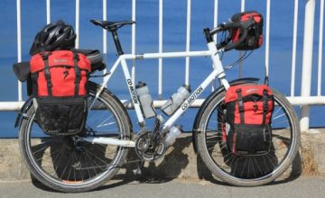 Ortlieb Bike Packer Plus Review Archives Bicycle Touring Pro