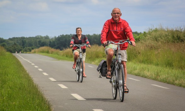 type of bicycle touring