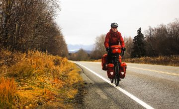 the worst bicycle touring advice
