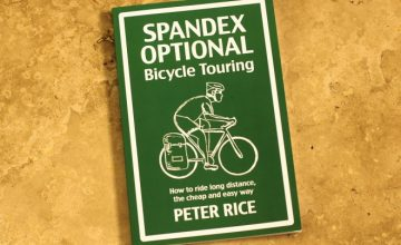 spandex optional bicycle touring book review