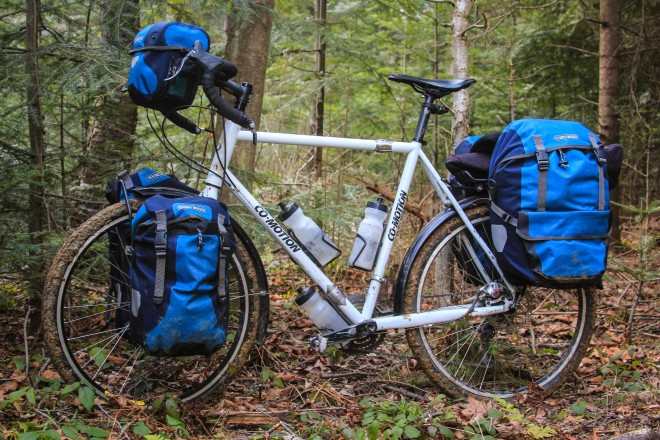 Best Ortlieb Panniers For Touring