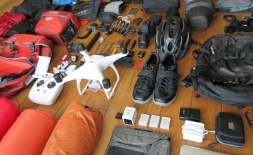 bicycle touring gear list for beginners