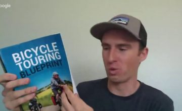 bicycle touring in one hour - video and pdf download