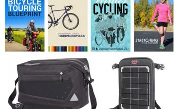 instagram bicycle touring gear giveaway