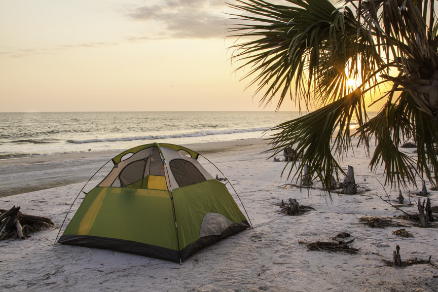 camping in gulf county, florida