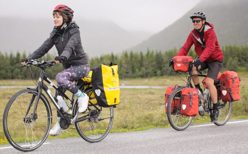 Arctic Coast Cycling Tour