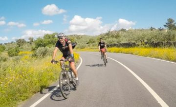Portugal Douro Valley Cycling