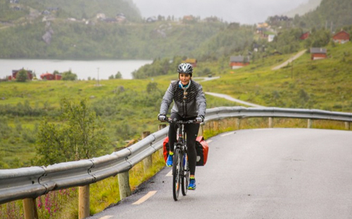 Fjord Cycling Route Bike Tour