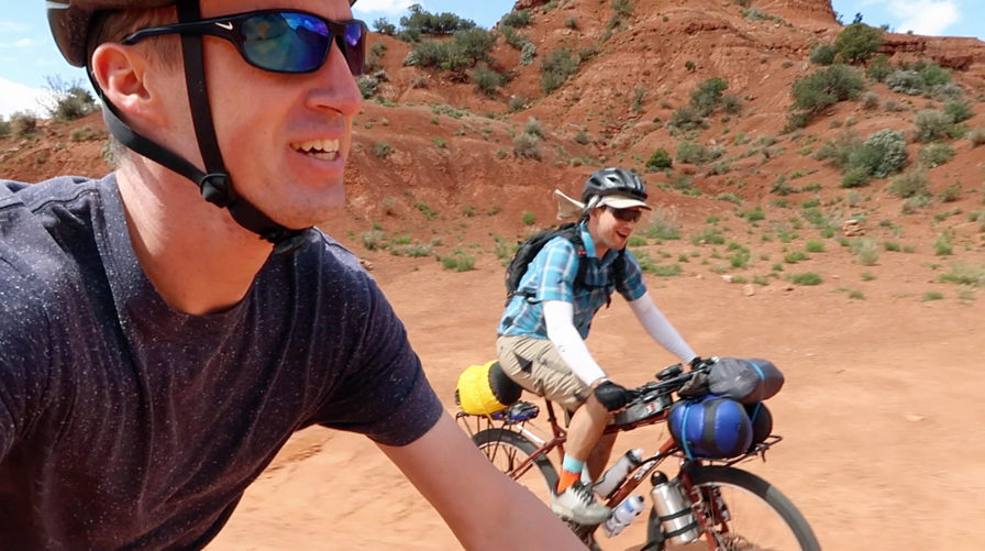 bikepacking bears ears utah