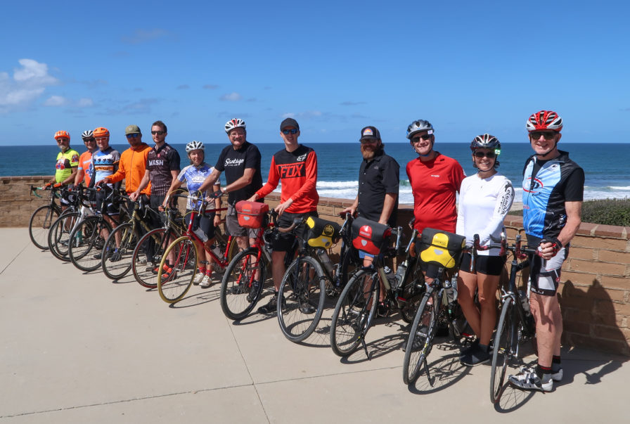 Bicycle Touring Pro 12 Cyclist Meet-Up in San Diego, California