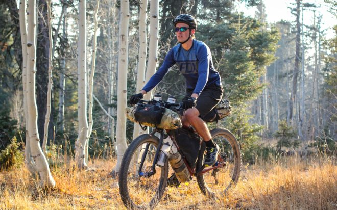 bikepacking in the united states