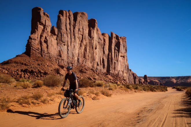 Monument Valley bike tours