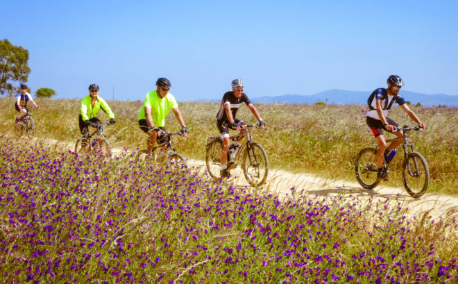 bike tour in portugal with the bicycle touring pro