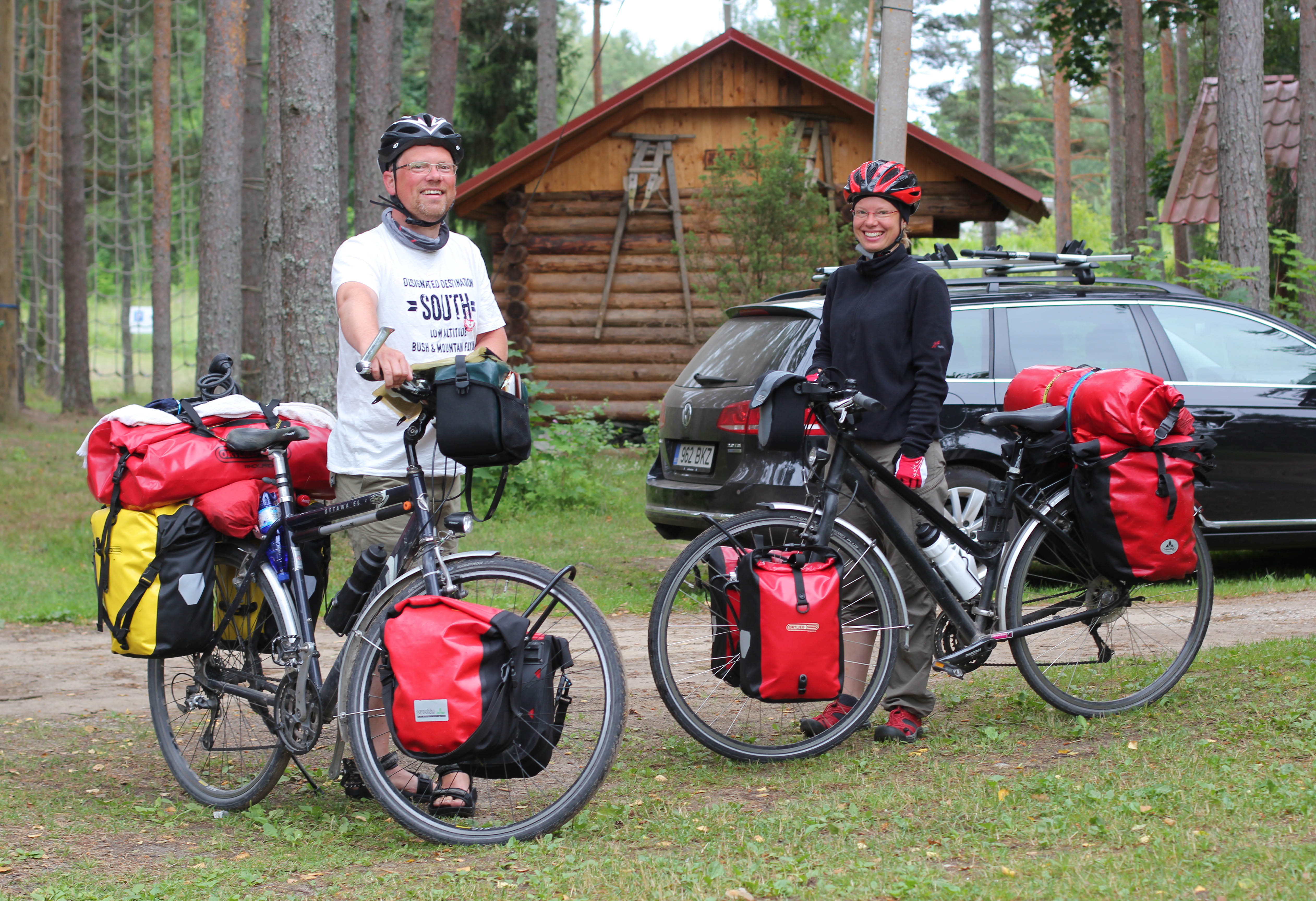 Bicycle Touring Checklist