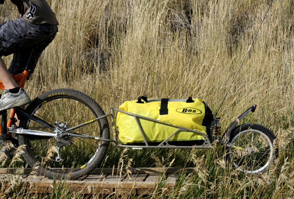 Cycle Touring Trailer