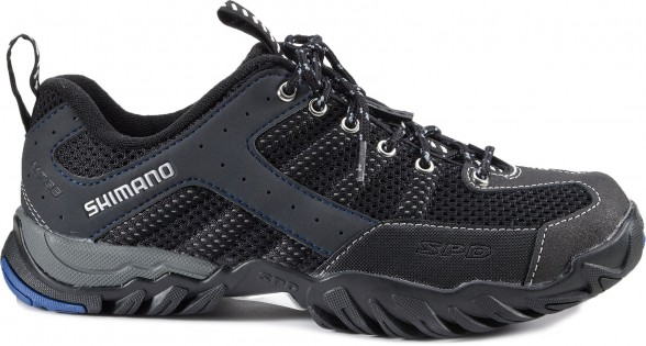 SPD bicycle touring shoes