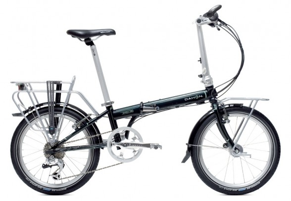 Folding Bike Suitable For Touring
