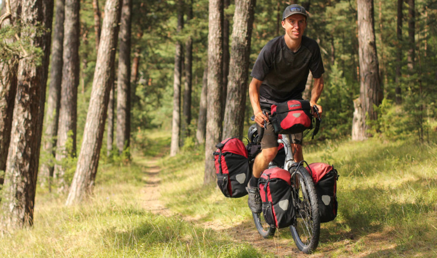 Free Bicycle Touring Starter Guide