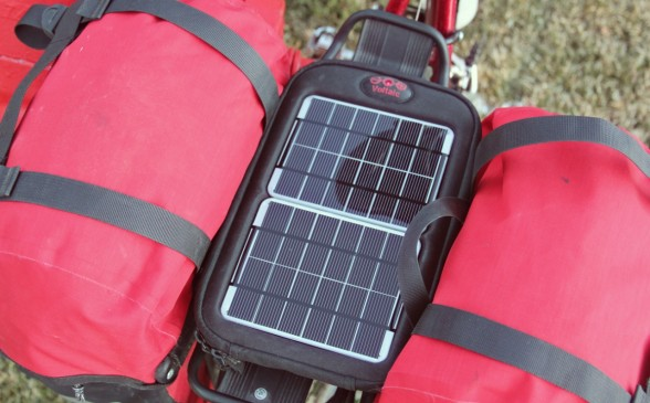 The Voltaic Fuse 4 Watt Solar Charger My 1 Year Product