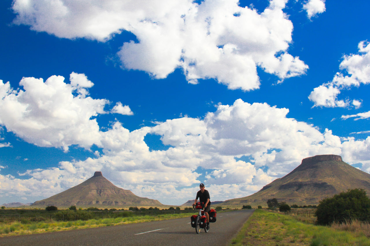 bike tour in south africa