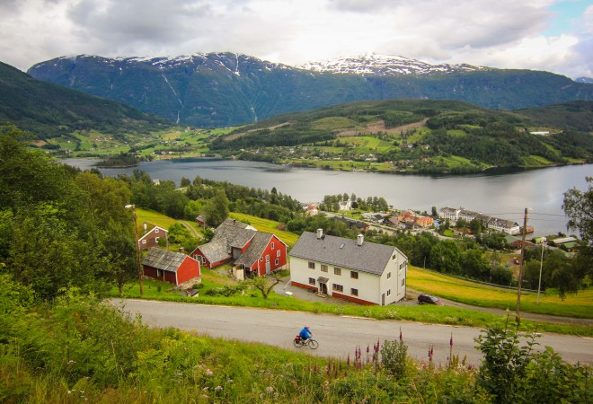 norway cycling documentary