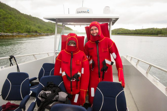 current rafting in hamn norway