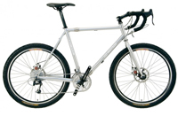 co-motion cycles pangea touring bicycle