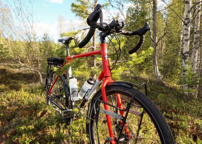 Co-Motion Cycles Siskiyou touring bicycle in review