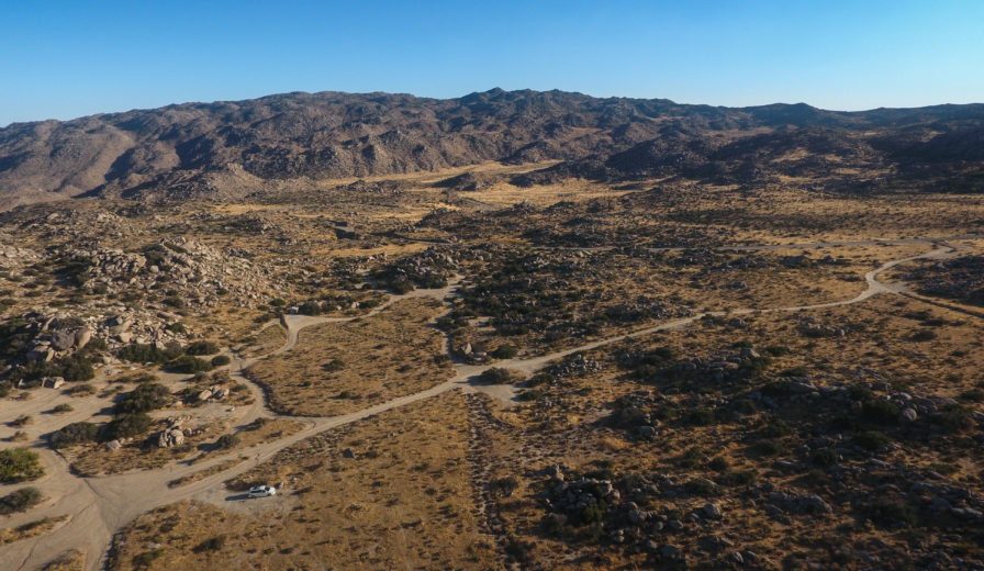 free campground in anza borrego state park