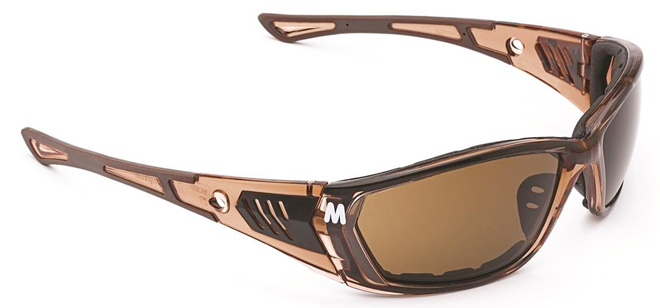 Brown Morr Starrley Sunglasses