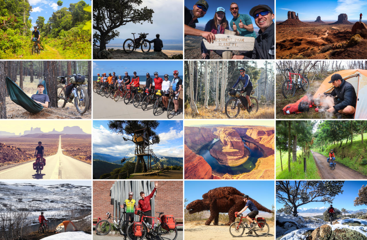 bicycle touring pro 2017 photo highlights
