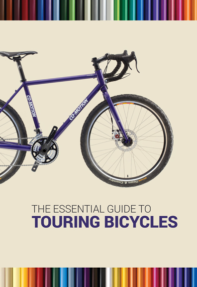 Bicycle Touring Pro - How To Plan & Prepare for Your First Bike Tour
