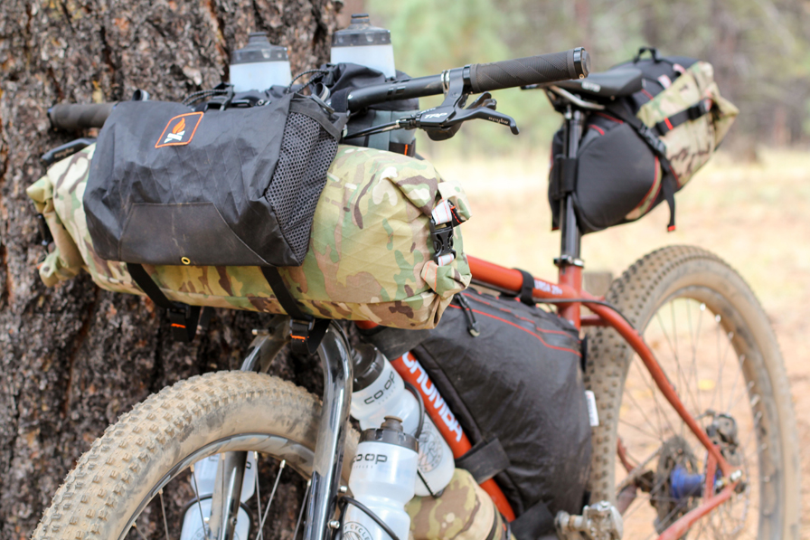 Bikepacking Example