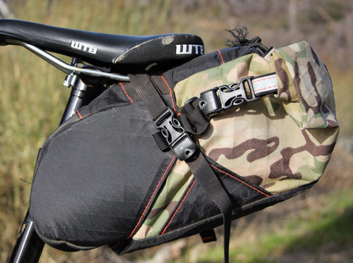 Bikepacking Seat Bag