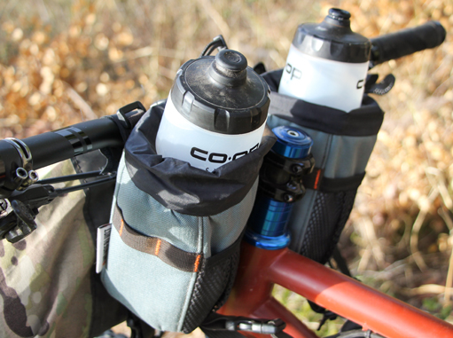 Bikepacking Stem Bags