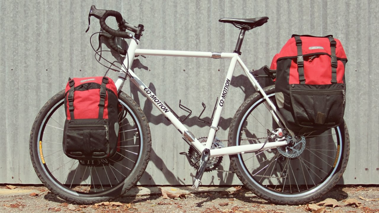 Bike Pro Double Travel Case