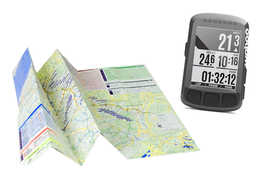 Map or GPS