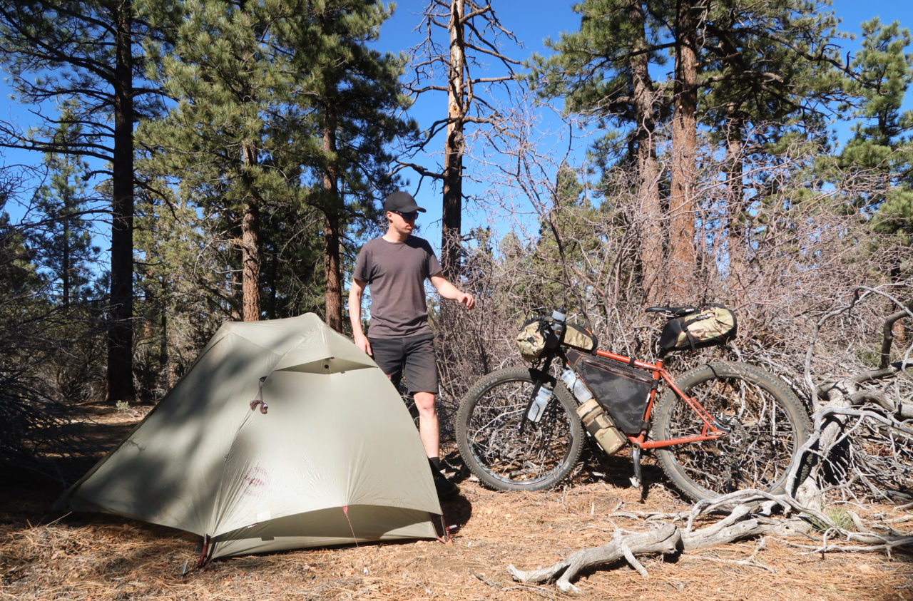 Big Agnes Copper Spur Bikepacking Tent