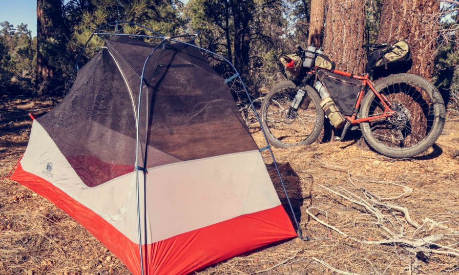 REI Quarter Dome Tent with no rainfly