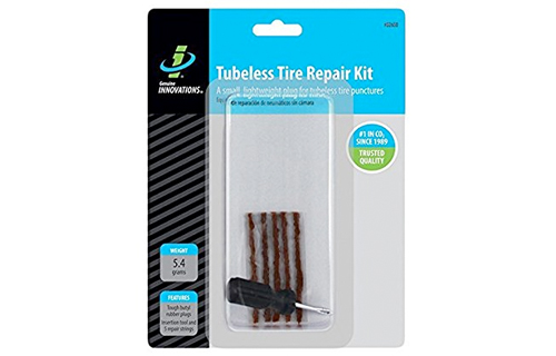 Tubeless Tire Plug Kit