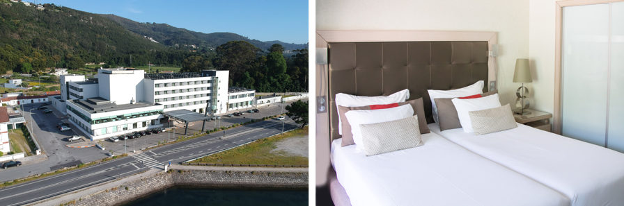 Hotel Porta do Sol – Caminha, Portugal