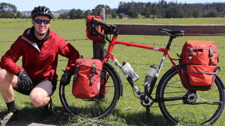 Northern California bike tour gear list