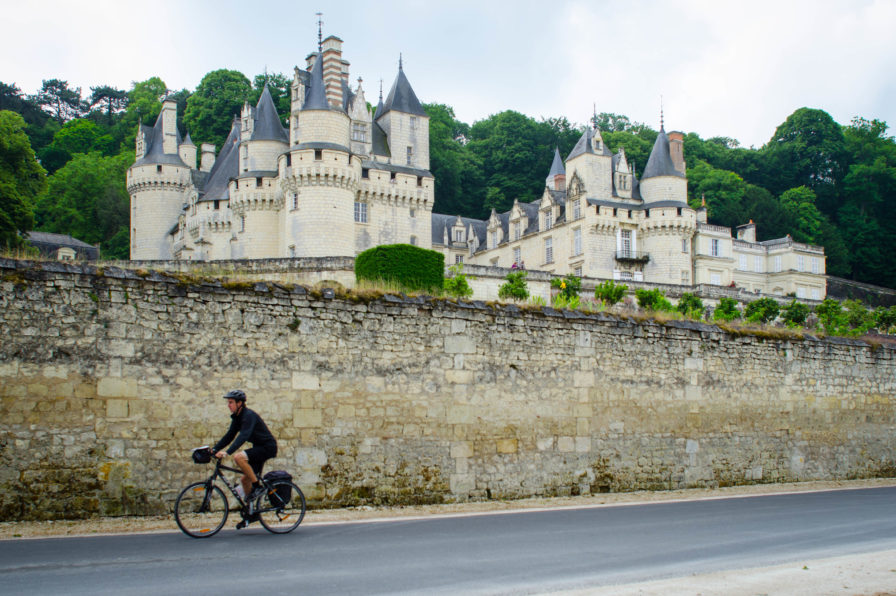 Provence prestige bike tour in France