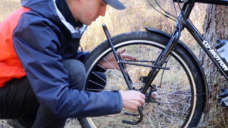 how to build a touring bicycle