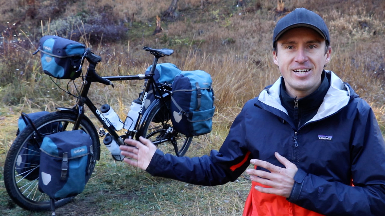 How to buy a touring bicycle